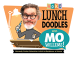 Lunch Doodle with Mo Willems
