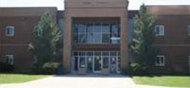 Gallatin High School building image